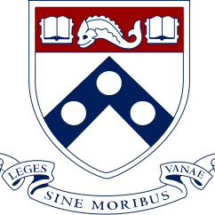 UPenn_shield_with_banner.svg