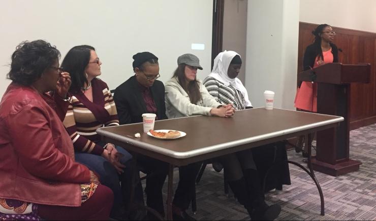 Women's Panel pic